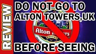 DO NOT GO TO ALTON TOWERS UK before seeing this video!! Full Alton Towers Tour in under 15 minutes.
