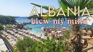 ALBANIA TRAVEL VLOG: Europe's Cheapest and Most Beautiful Country