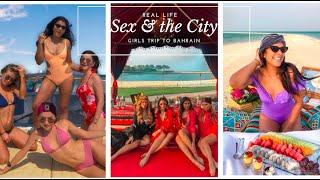 Sex & the City Girls Holiday in Bahrain - Winter sun luxury destinations!