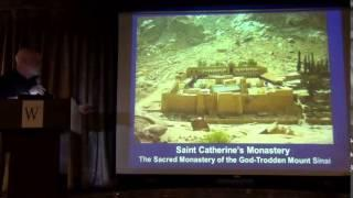Alone in the Desert - Christian Monasticism in the Middle East