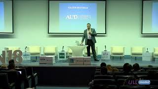Alaa K. Ashmawy of American University, Dubai, (UAE) at EDUCON 2018