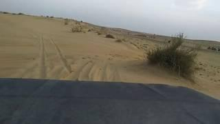 Jaisalmer thar desert jeep safari in summer.. Must visit.. Incredible place